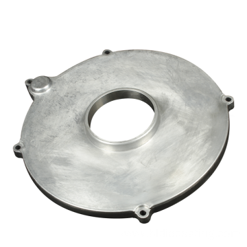 Aluminum Cast of Electrical Motor Housing/Shell